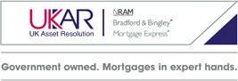 UK Asset Resolution. (NRAM) Bradford & Bingley, Mortgage Express. Government owned. Mortgages in expert hands