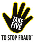 Take Five (Stop fraud)